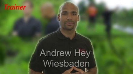 Trainer Andrew Hey