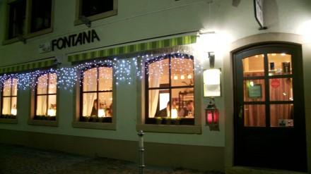 Restaurant Das neue Fontana