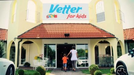 retailer Vetter for kids