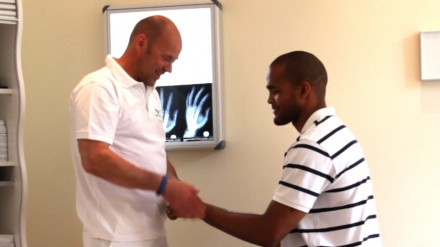 hand and foot center Dr. Klauser