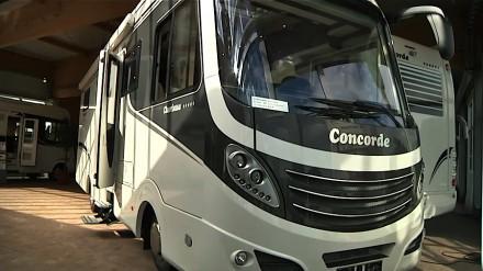 Concorde mobile homes
